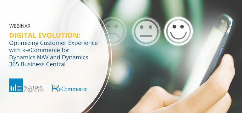 Digital Evolution: Optimizing Customer Experience with k-eCommerce for Dynamics NAV and Dynamics 365 Business Central