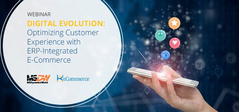 Digital Evolution: Optimizing Customer Experience with ERP-Integrated E-Commerce